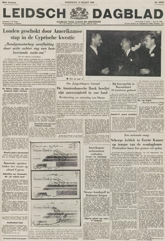 Leidsch Dagblad 1956-03-14