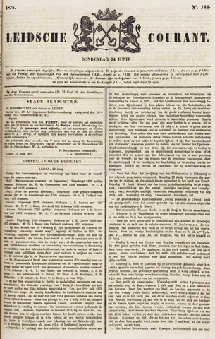 Leydse Courant 1875-06-24