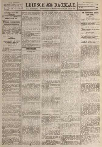 Leidsch Dagblad 1921-03-17