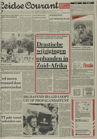 Leidse Courant 1985-08-10