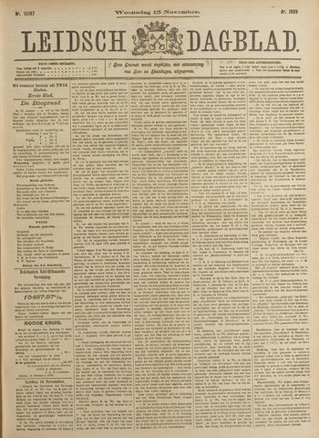 Leidsch Dagblad 1899-11-15