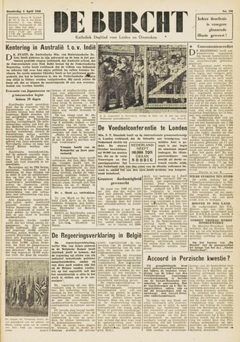De Burcht 1946-04-04