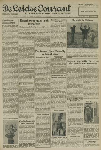 Leidse Courant 1952-11-07