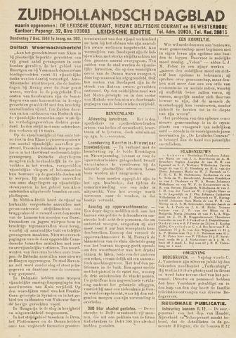 Zuidhollandsch Dagblad 1944-12-07