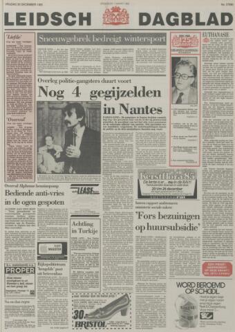 Leidsch Dagblad 1985-12-20