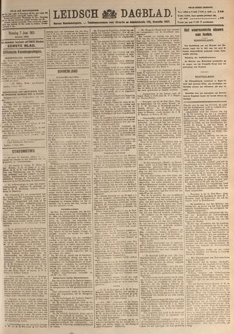 Leidsch Dagblad 1921-06-07