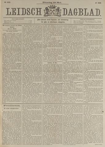 Leidsch Dagblad 1896-05-19