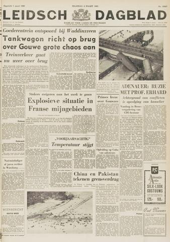 Leidsch Dagblad 1963-03-04