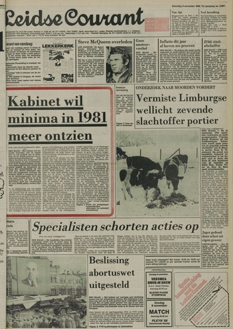 Leidse Courant 1980-11-08