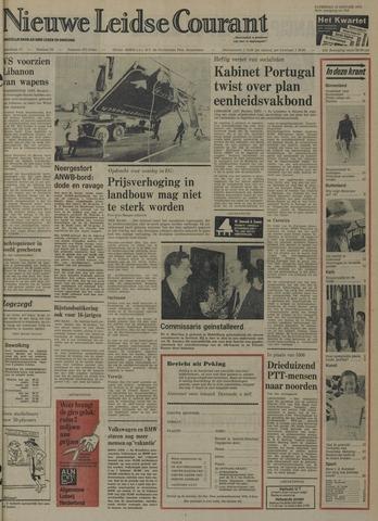 Nieuwe Leidsche Courant 1975-01-18