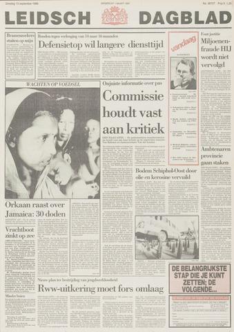 Leidsch Dagblad 1988-09-13