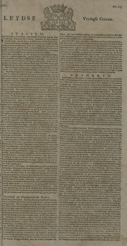 Leydse Courant 1725-12-07