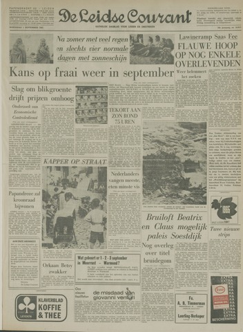 Leidse Courant 1965-09-01