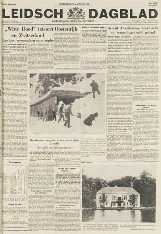Leidsch Dagblad 1954-01-13