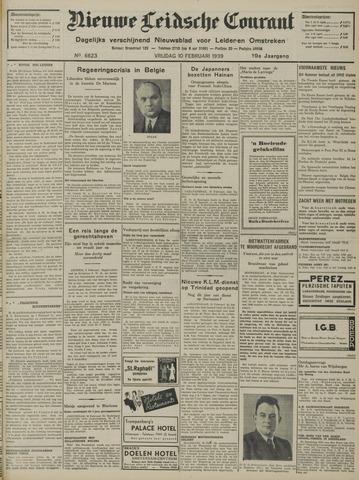 Nieuwe Leidsche Courant 1939-02-10