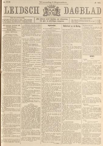 Leidsch Dagblad 1915-09-01