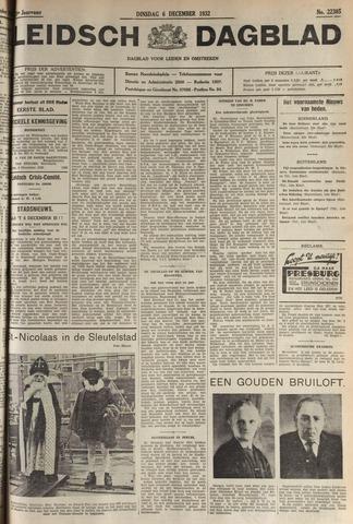 Leidsch Dagblad 1932-12-06