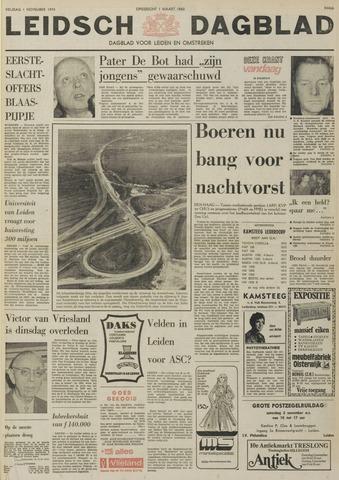 Leidsch Dagblad 1974-11-01