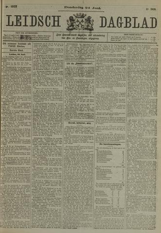 Leidsch Dagblad 1909-06-24