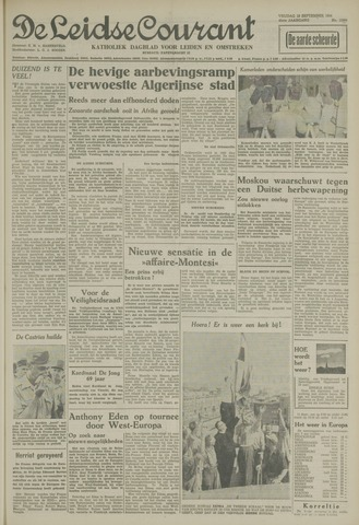 Leidse Courant 1954-09-10