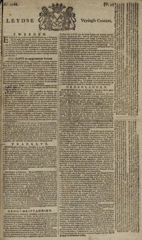 Leydse Courant 1766-02-28
