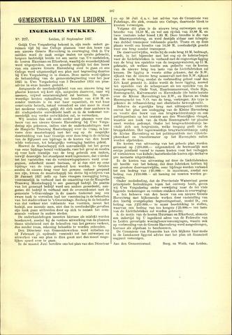 Handelingen van de Raad 1927-09-27