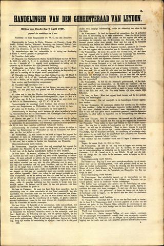 Handelingen van de Raad 1869-04-08