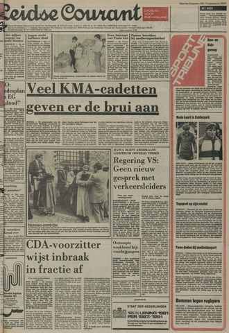 Leidse Courant 1981-08-24