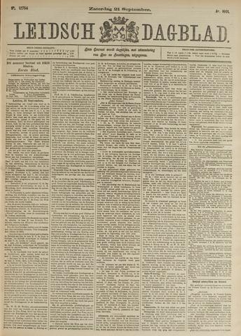 Leidsch Dagblad 1901-09-21