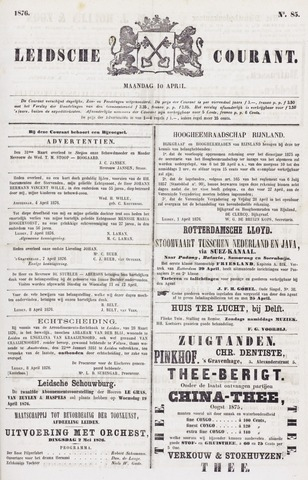Leydse Courant 1876-04-10