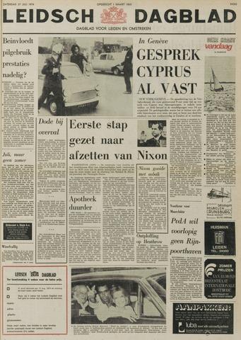Leidsch Dagblad 1974-07-27