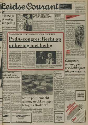 Leidse Courant 1981-02-28