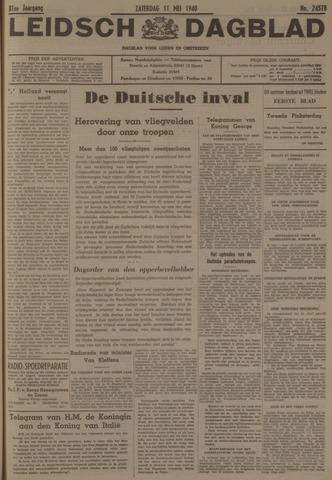 Leidsch Dagblad 1940-05-11
