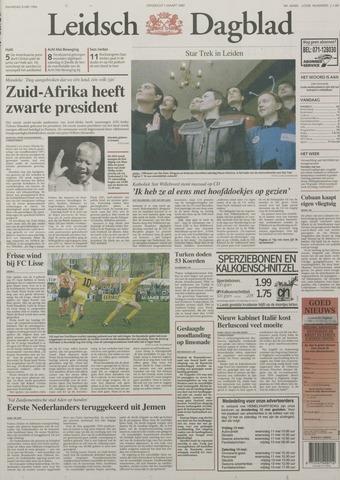 Leidsch Dagblad 1994-05-09