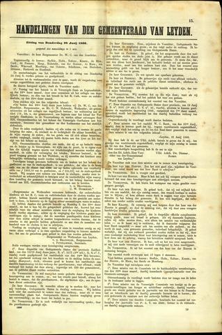 Handelingen van de Raad 1866-06-28
