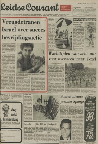 Leidse Courant 1976-07-05
