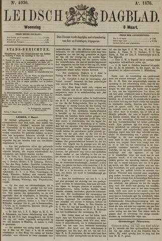 Leidsch Dagblad 1876-03-08