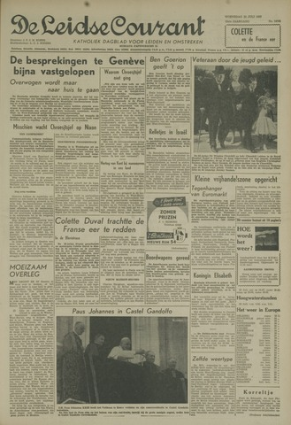 Leidse Courant 1959-07-22