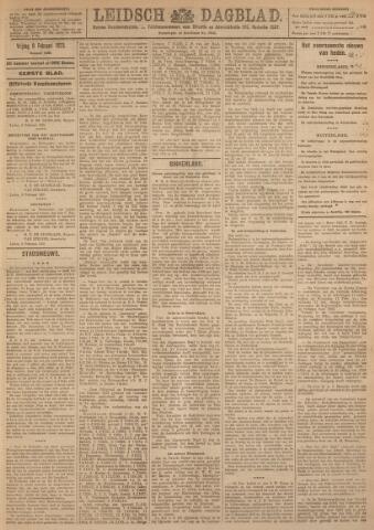 Leidsch Dagblad 1923-02-09