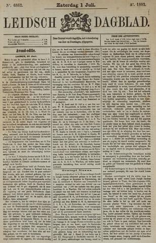 Leidsch Dagblad 1882-07-01