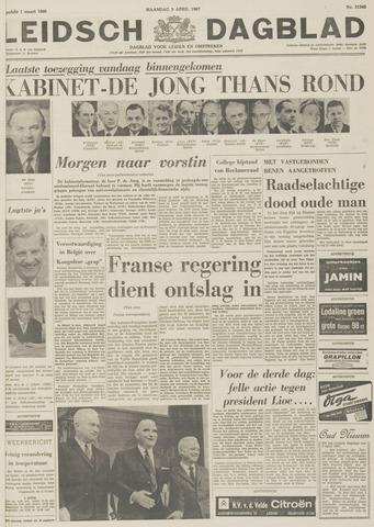 Leidsch Dagblad 1967-04-03