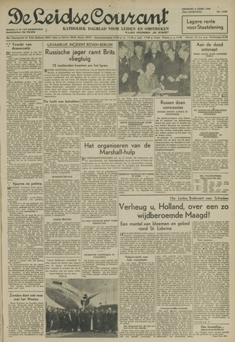 Leidse Courant 1948-04-06