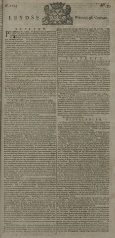 Leydse Courant 1745-08-04