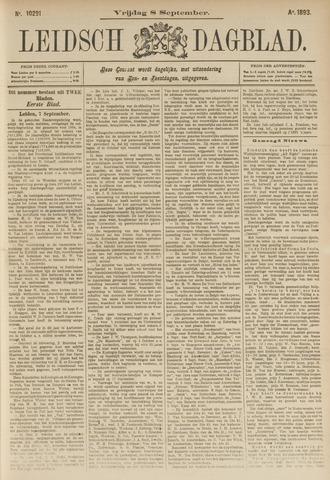Leidsch Dagblad 1893-09-08