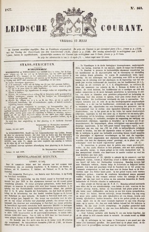 Leydse Courant 1877-07-13
