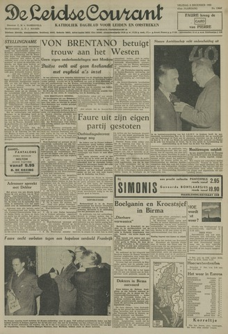 Leidse Courant 1955-12-02
