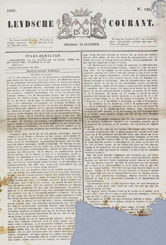 Leydse Courant 1866-10-19