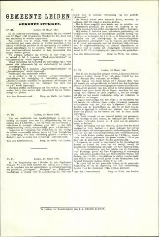 Handelingen van de Raad 1947-03-28
