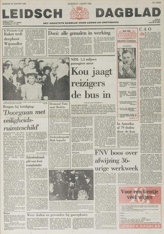 Leidsch Dagblad 1985-01-22