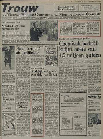 Nieuwe Leidsche Courant 1975-02-05